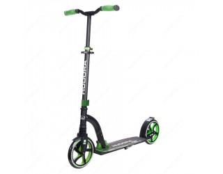 Самокат Hudora Big Wheel Flex 200 зеленый