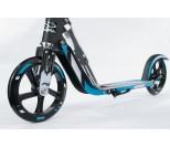 Самокат Hudora Big Wheel RX Pro 205 черно-голубой