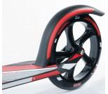 Самокат Hudora Big Wheel RX Pro 205 черно-красный