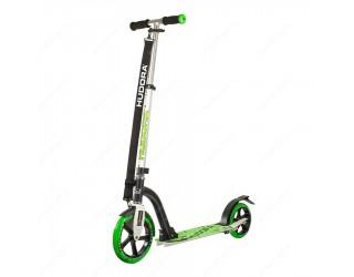 Самокат Hudora Big Wheel Bold 230 зеленый