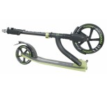 Самокат Hudora Big Wheel Bold Cushion зеленый
