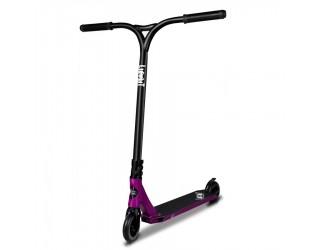 Самокат Limit LMT 09 черно-фиолетовый