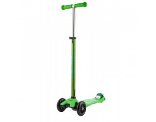 Самокат Micro Maxi Deluxe зеленый