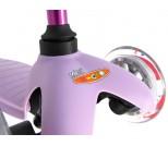Самокат Micro Mini Candy сиреневый с прозрачными колесами