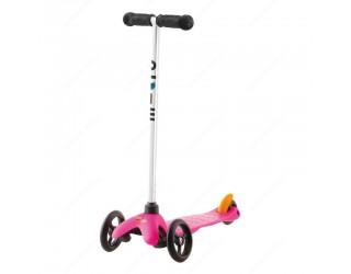 Самокат Micro Mini Sporty розовый