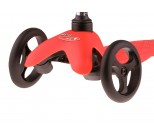 Самокат Micro Mini Sporty красный