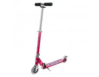 Самокат Micro Scooter Sprite SE Малиновый Цветок