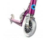 Самокат Micro Scooter Sprite SE Сиреневые Полоски