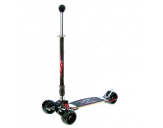 Самокат Micro Kickboard Monster Stick+T-tube