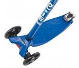 Самокат Micro Maxi T-tube синий металлик