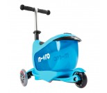 Самокат Micro Mini2GO голубой