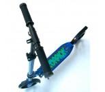 Самокат Scorpion 200 синий