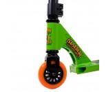 Самокат Slamm Urban IV оранжево-зелёный