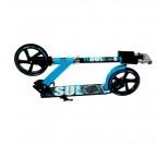 Самокат Sulov 200 Cicle синий