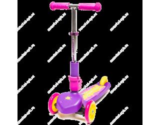 Самокат TechTeam Cosmic Pro розовый