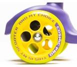 Самокат TechTeam Cosmic Pro фиолетовый