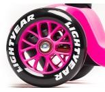 Самокат TechTeam Tiger розовый