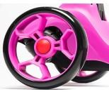 Самокат TechTeam Tiger Pro розовый