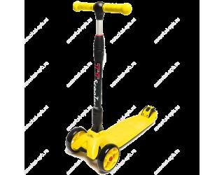 Самокат TechTeam Tiger Pro желтый