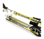 Самокат TechTeam TT-170 Comfort желтый