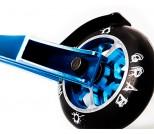 Самокат TechTeam Grab сине-белый