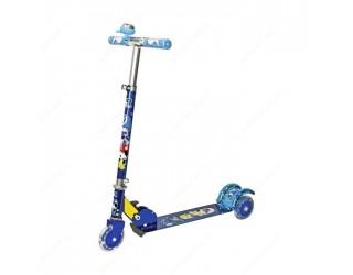 Самокат TechTeam TT Magic Scooter синий