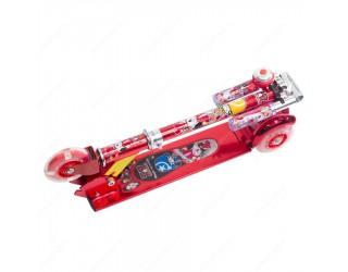 Самокат TechTeam TT Magic Scooter красный