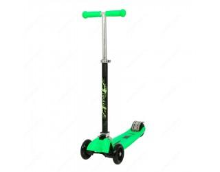Самокат Trolo Maxi Plus зеленый