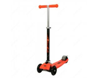 Самокат Trolo Maxi Plus оранжевый