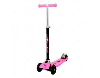Самокат Trolo Maxi Plus розовый