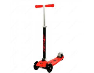Самокат Trolo Maxi Plus красный