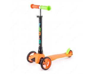 Самокат Trolo Mini Up оранжевый