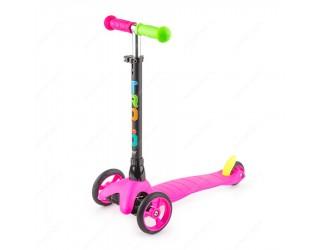 Самокат Trolo Mini Up розовый