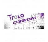 Самокат Trolo Comfort 230 черный