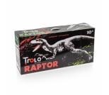 Самокат Trolo Raptor бело-зеленый