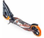 Самокат Trolo Raptor оранжевый-графит