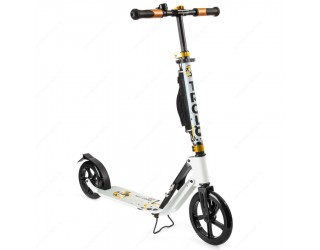 Самокат Trolo City Big Wheel 230 белый
