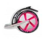 Самокат Unlimited NL100-205 бело-розовый