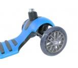 Самокат Y-Bike Glider Deluxe Mini синий
