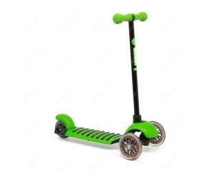 Самокат Y-Bike Glider Deluxe Mini зеленый