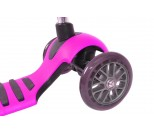 Самокат Y-Bike Glider Deluxe Mini розовый