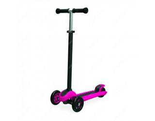 Самокат Y-Bike Glider XL Maxi розовый