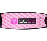 Самокат Y-Scoo RT Trio 120 розовый