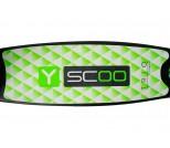 Самокат Y-Scoo RT Trio 120 зеленый