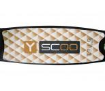 Самокат Y-Scoo RT Trio 120 золотистый