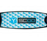 Самокат Y-Scoo RT Trio 120 голубой