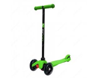 Самокат Y-Scoo RT Mini Shine A5 зеленый