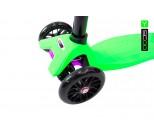 Самокат Y-Scoo RT Maxi Simple A20 зеленый