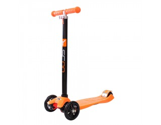 Самокат Y-Scoo RT Maxi Simple A20 оранжевый