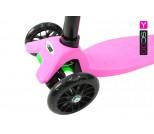 Самокат Y-Scoo RT Maxi Simple A20 розовый